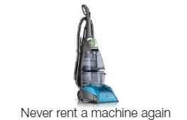 Hoover SteamVac Carpet Cleaner