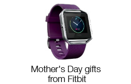 Mother's Day gifts from Fitbit