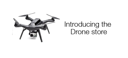 Introducing the Drone store