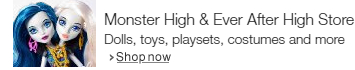 Monster High Brand Store