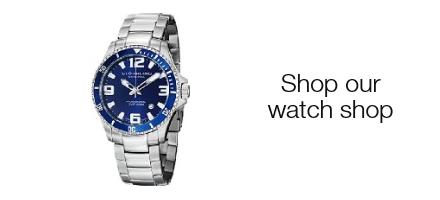 Shop our watch shop
