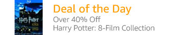 Over 40% Off Harry Potter: The Complete 8-Film Collection