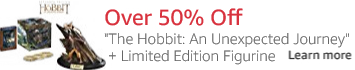 The Hobbit: An Unexpected Journey + Limited Edition Figurine