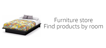 Shop our Furniture store