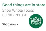 Shop Whole Foods on Amazon.ca