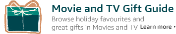 Movies, TV, and Music Gift Guide