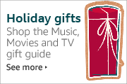 Music, Movies and TV Gift Guide