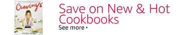 Save on New and Hot Cookbooks