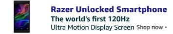 Razer Unlocked Smartphones