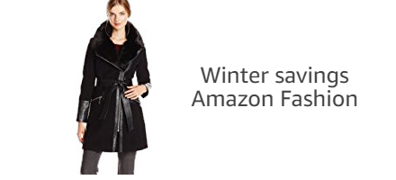 Winter Fashion sales and deals