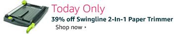 Swingline Savings