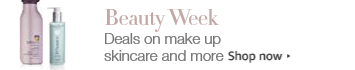 Beauty Week Favourites