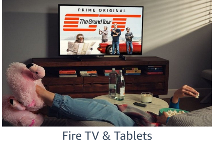 Fire TV & Tablets