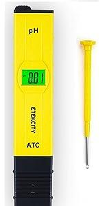 ph meter,moisture meter,soil water testing, digital conductivity ph probe meter testing kit