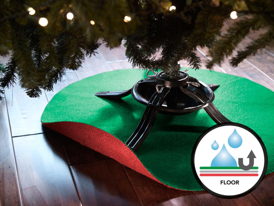 The Christmas Tree Stand Mat: Amazon.ca: Patio, Lawn & Garden