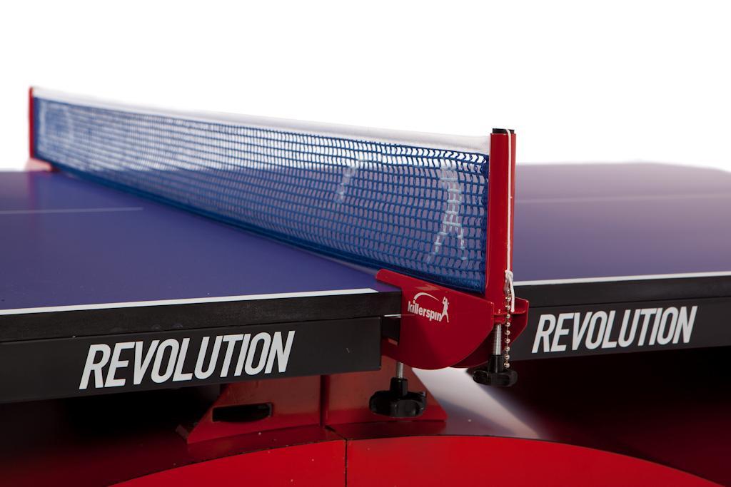 Killerspin Revolution Tennis Table Urban Designed Indoor