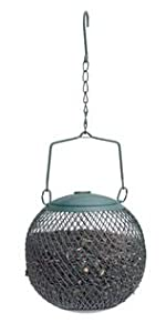 Green Seed Ball Wild Bird Feeder