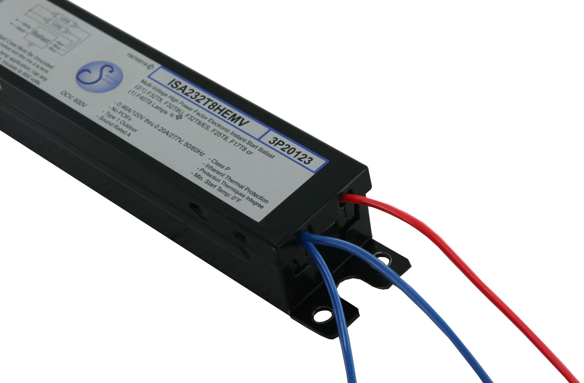 Robertson 3p20123 Fluorescent Ballast For 2 1 F32t8 Linear Lamp Wiring Diagram View Larger