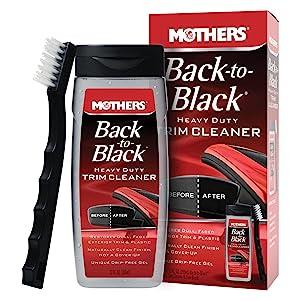 trim restorer,wipe new,meguiar's,G15812,plastic restorer,stoner,pig spit,bumper dye,forever black