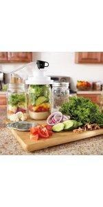 foodsaver,food saver,vacuum,sealer,sealing,preservation,automatic,fresh,accessories,jar,wide,mouth