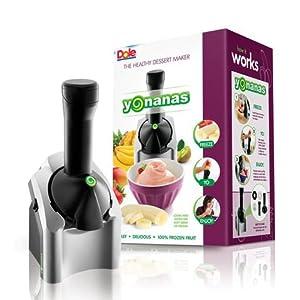 Yonanas 902 Classic Original Healthy Dessert Fruit Soft