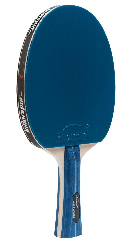 Killerspin Jet200 Bluvanilla Table Tennis Paddle Blue