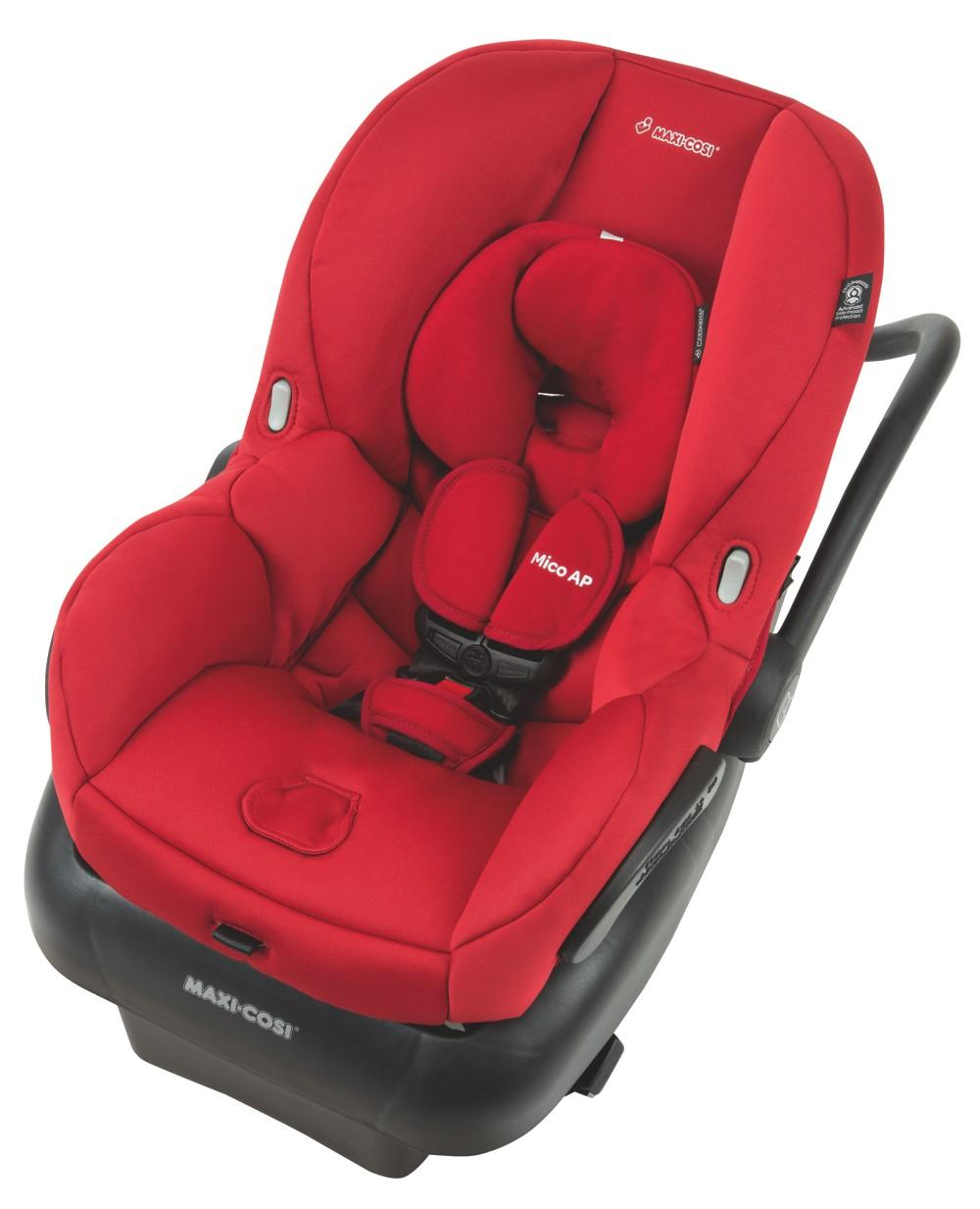 Maxi Cosi Mico AP 20 Infant Car Seat Red Rumor Amazonca Baby