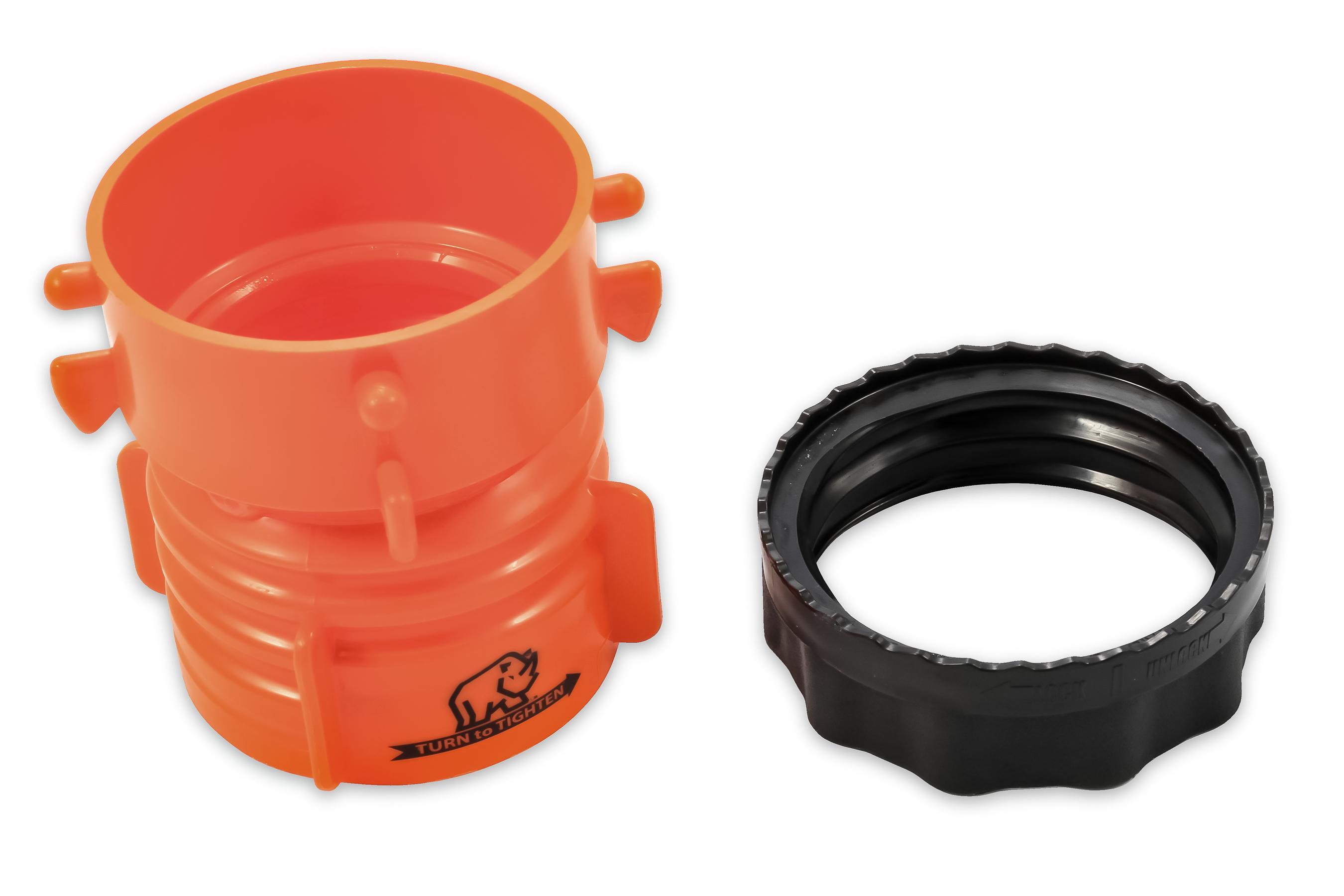 Camco 39773 Rhinoflex Rv Swivel Lug With Locking Ring