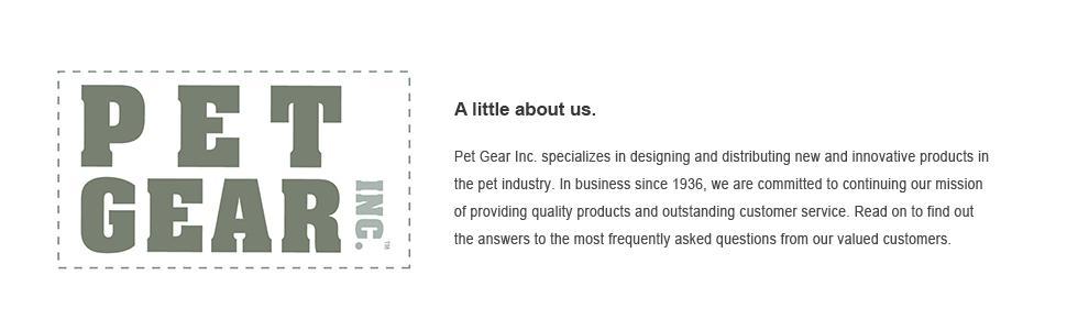 Pet Gear logo