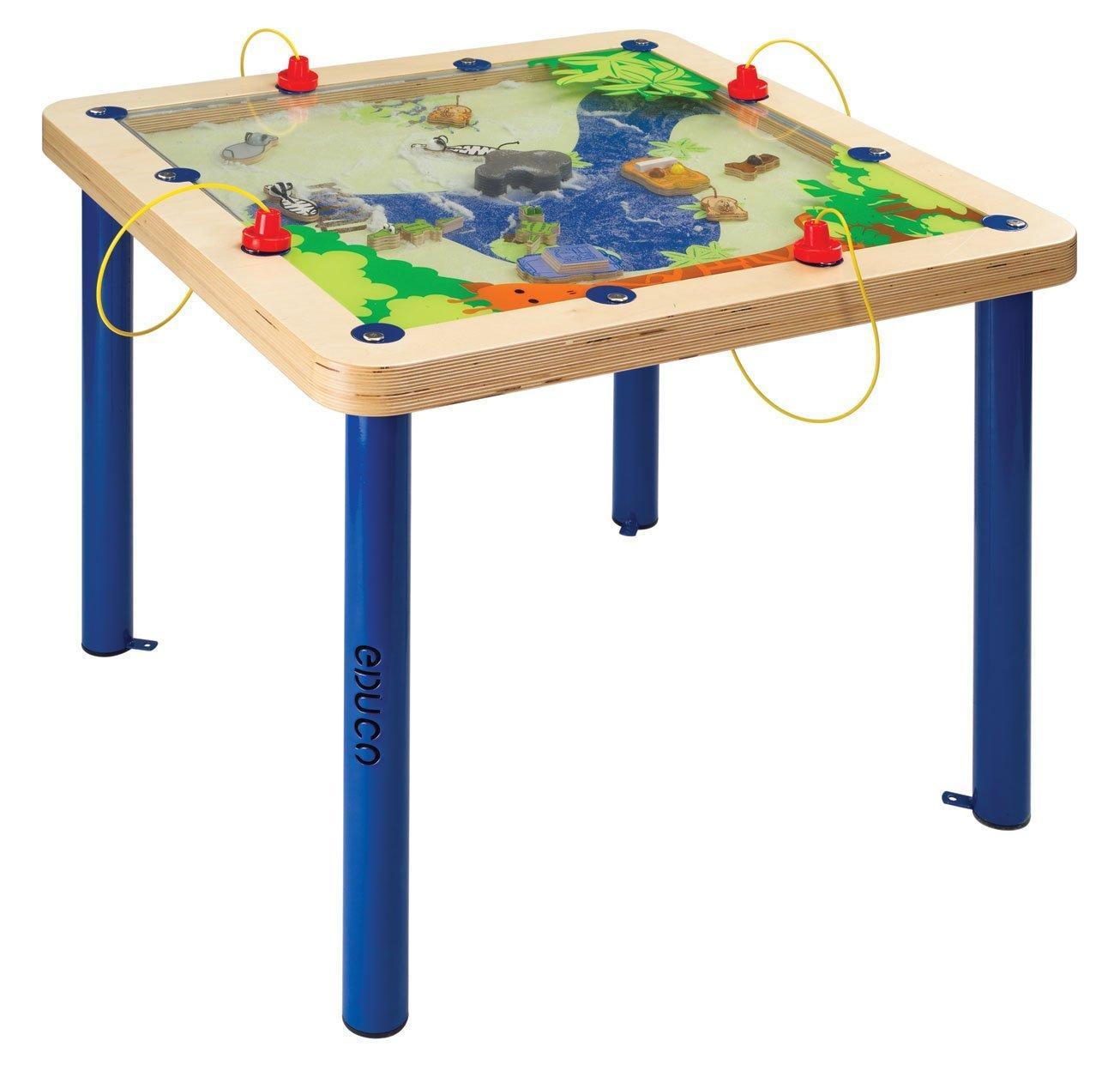 hape gofishgo magnetic wooden toddler maze puzzle maze puzzles  - view larger
