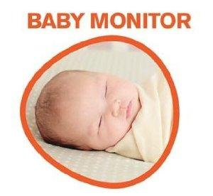 summer infant babble band wearable audio baby monitor baby. Black Bedroom Furniture Sets. Home Design Ideas