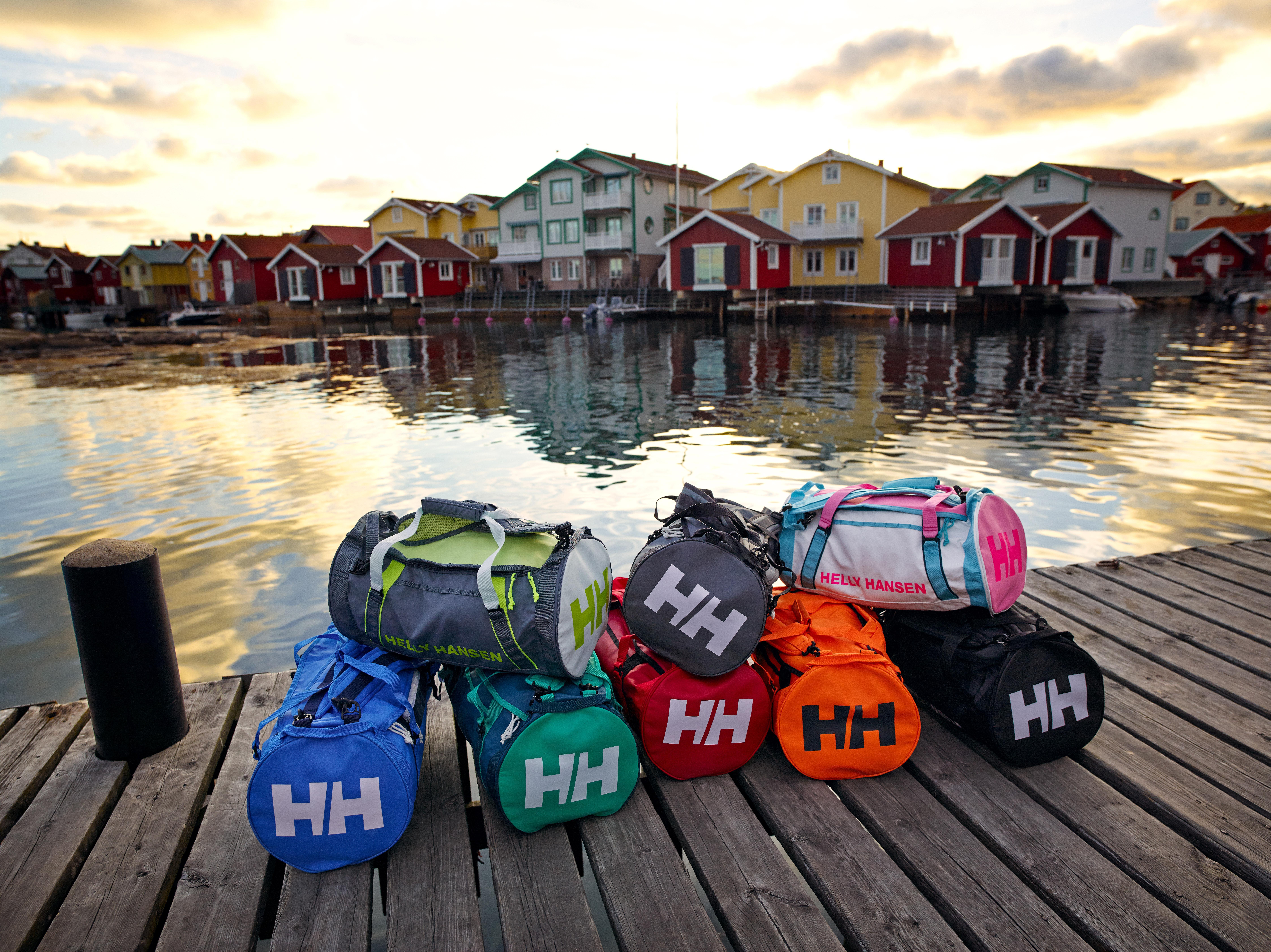 7bcd2386019e Helly Hansen Duffel Bag 2 30-Liter