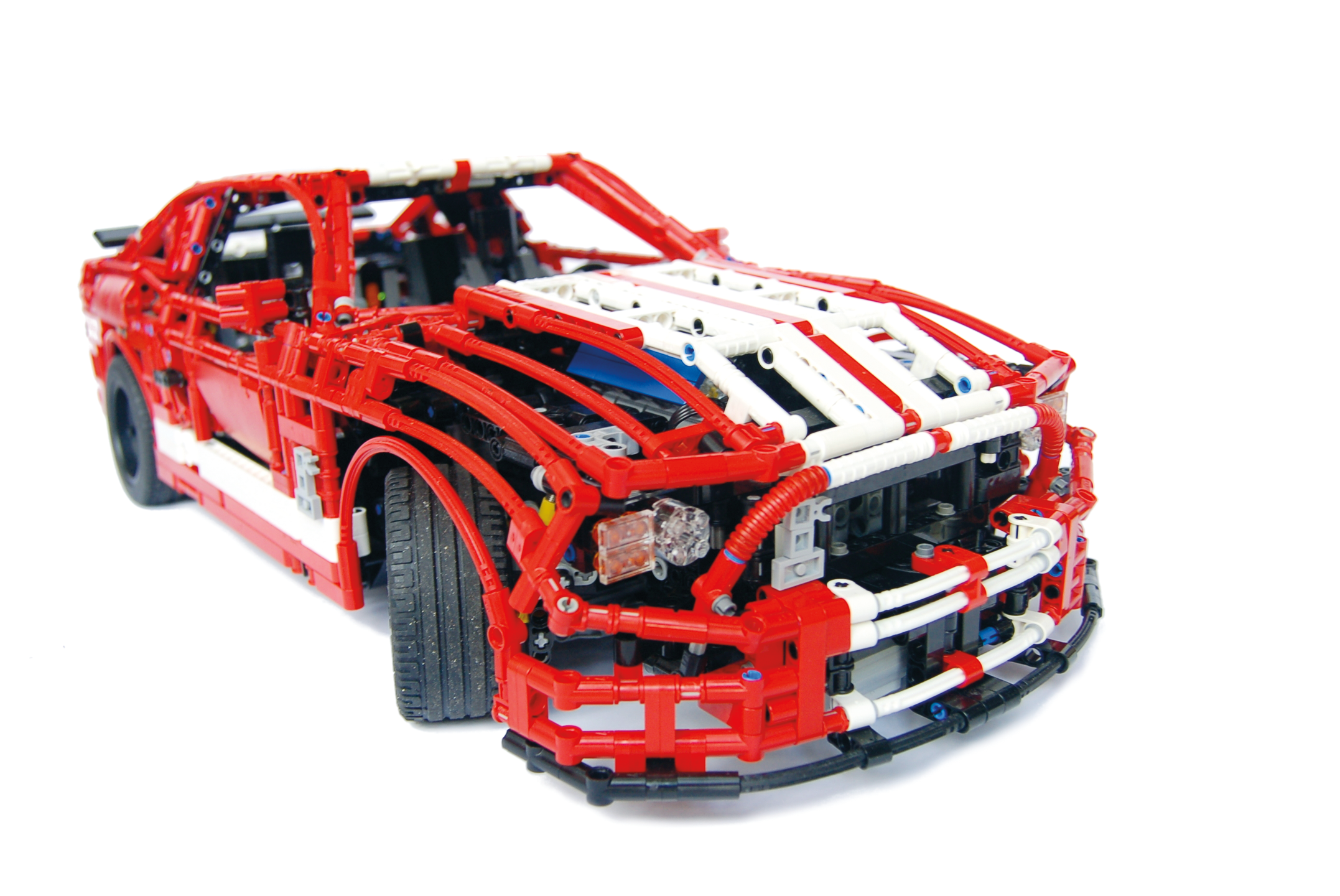 Shelby Ford Trucks >> Incredible LEGO Technic: Cars, Trucks, Robots & More!: Pawel Sariel Kmiec: 8601410731151: Books ...