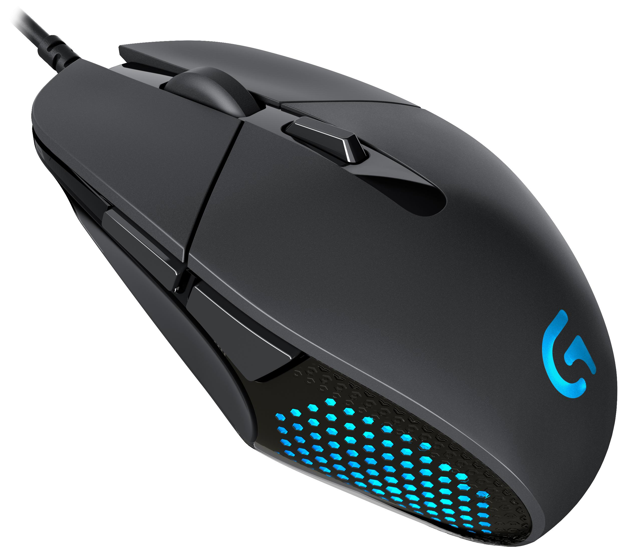 all logitech gaming mice