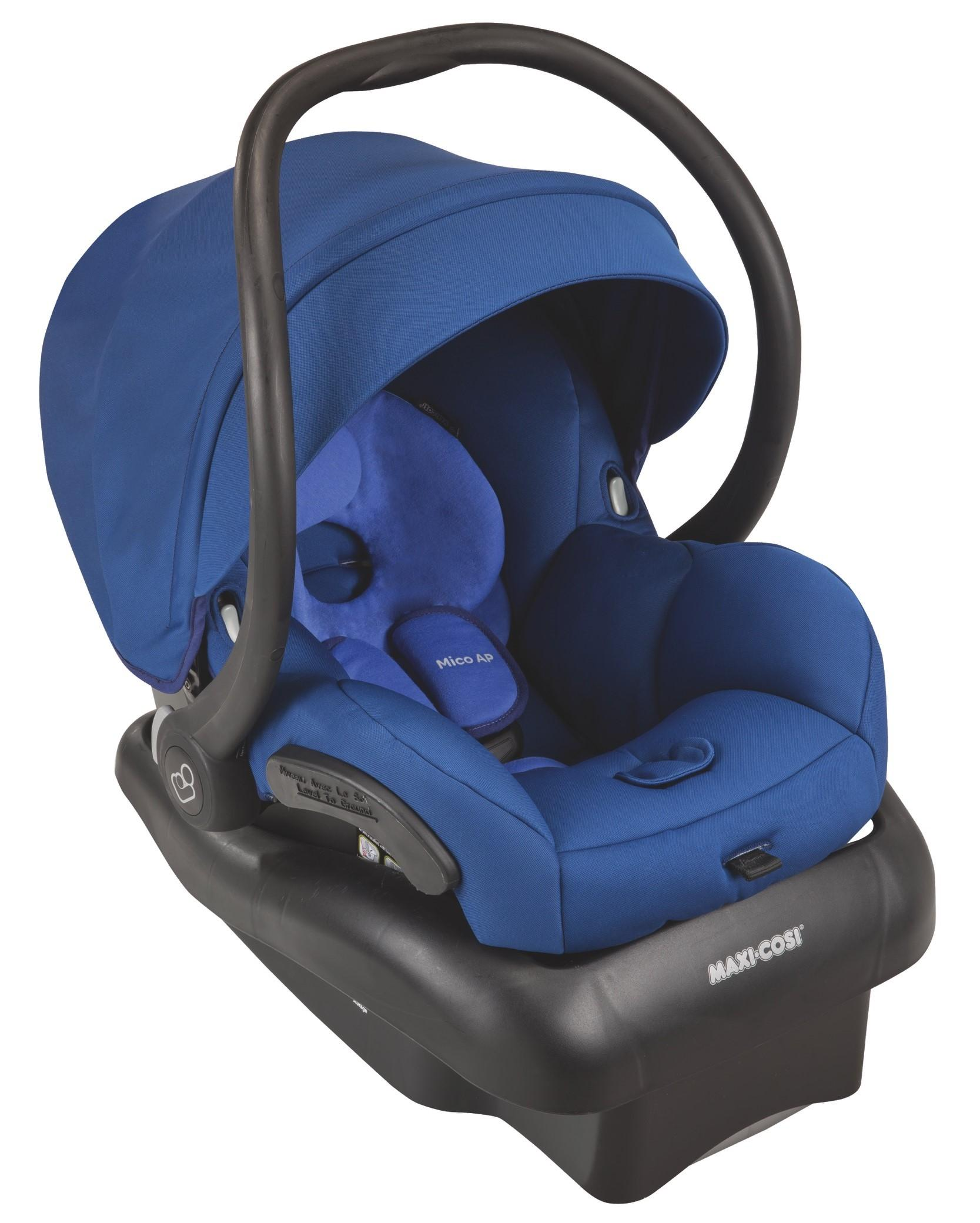 maxi cosi mico ap 2 0 infant car seat blue base amazon. Black Bedroom Furniture Sets. Home Design Ideas