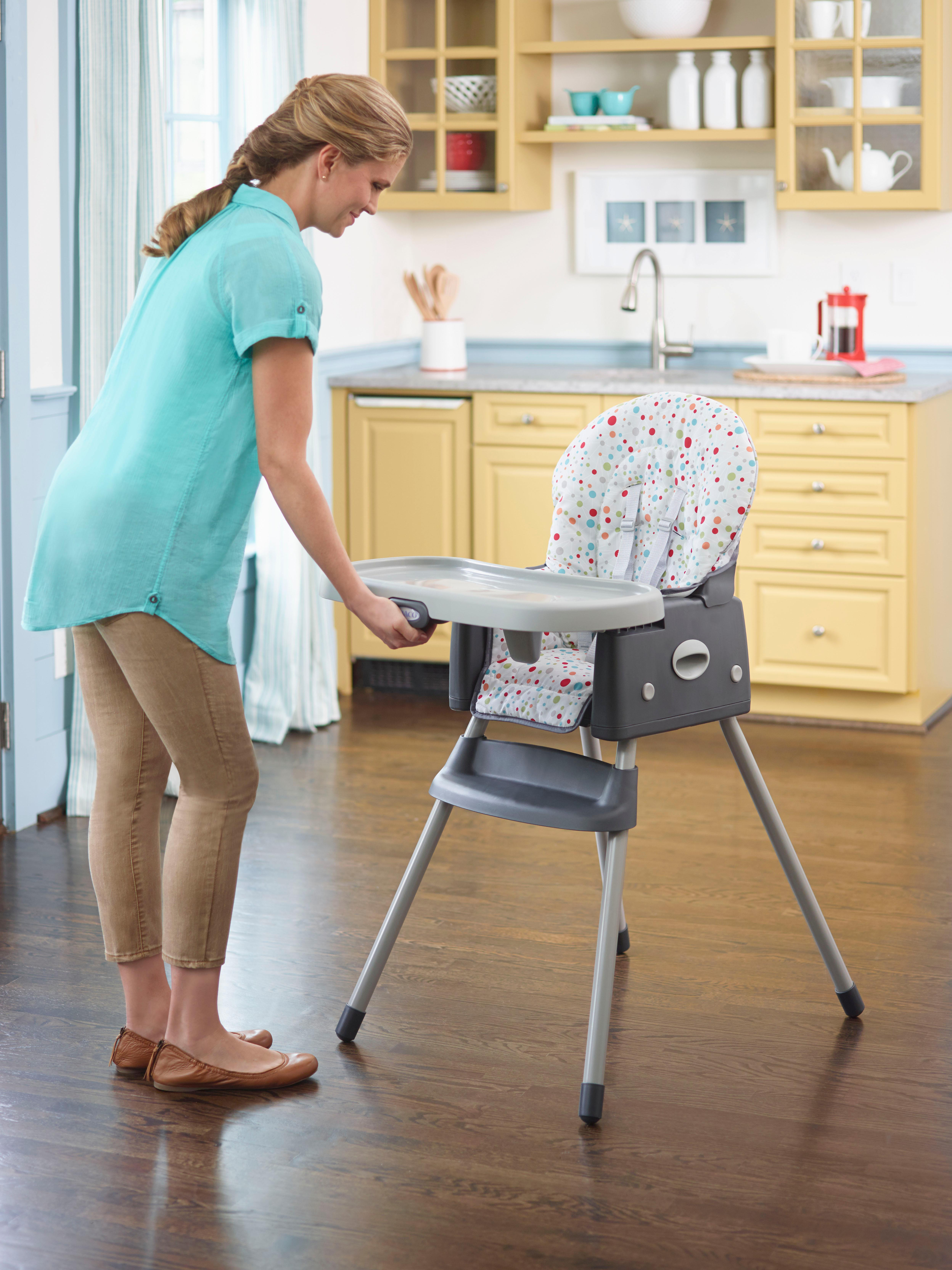 100 [ Graco Mealtime High Chair Replacement Straps ]