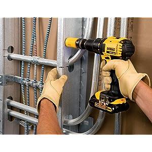 cordless drill/driver, battery, 20 volt drill, 20v drill