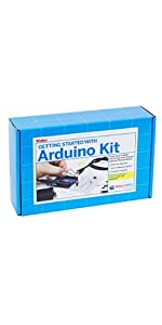 Maker Media Getting Started with Arduino Kit