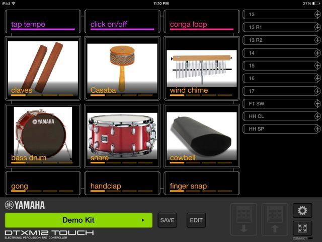Yamaha Dtx Multi Assignment To Drum Pad