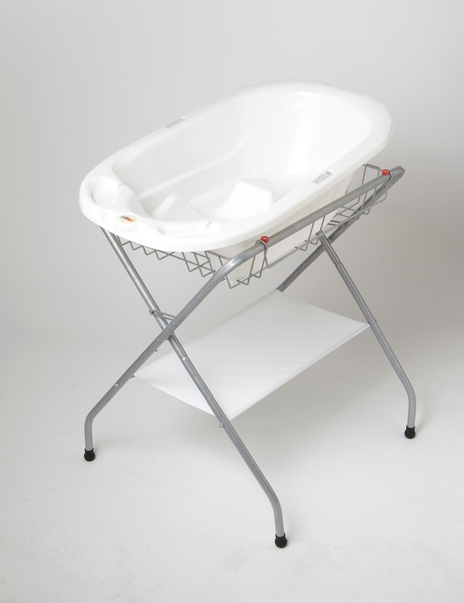 Primo Folding Bath Stand, Steel: Amazon.ca: Baby