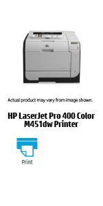 Hp Laserjet Pro M451dn Colour Printer Amazon Ca Electronics