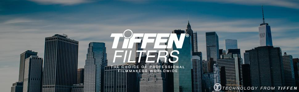 Tiffen Filters The Choice of Professional Filmmakers Worldwide