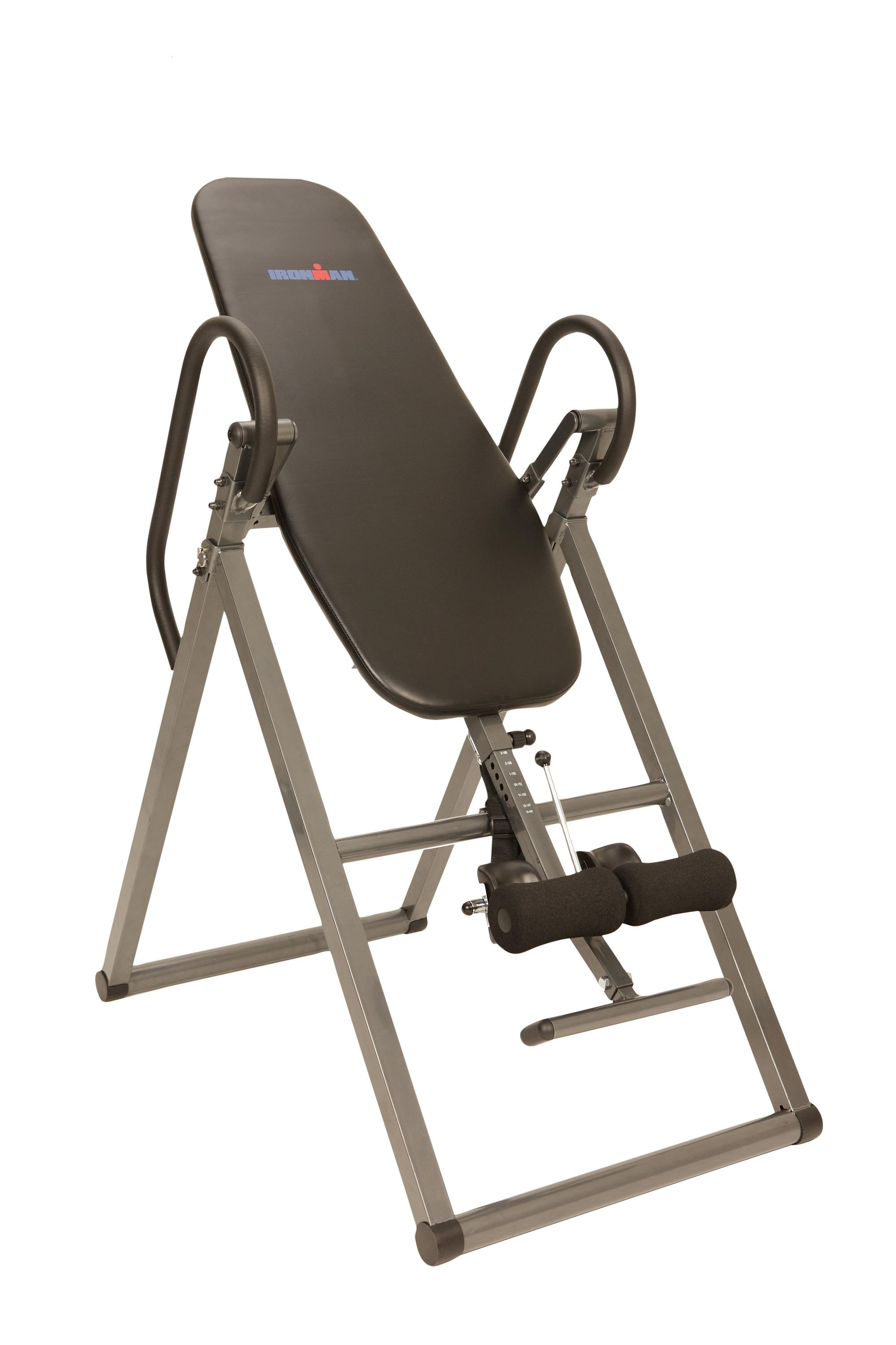 Ironman 5502 LX300 Inversion Therapy Table Inversion Equipment