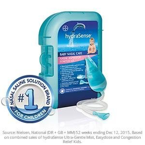 Hydrasense Nasal Aspirator Starter Kit Amazon Ca Health