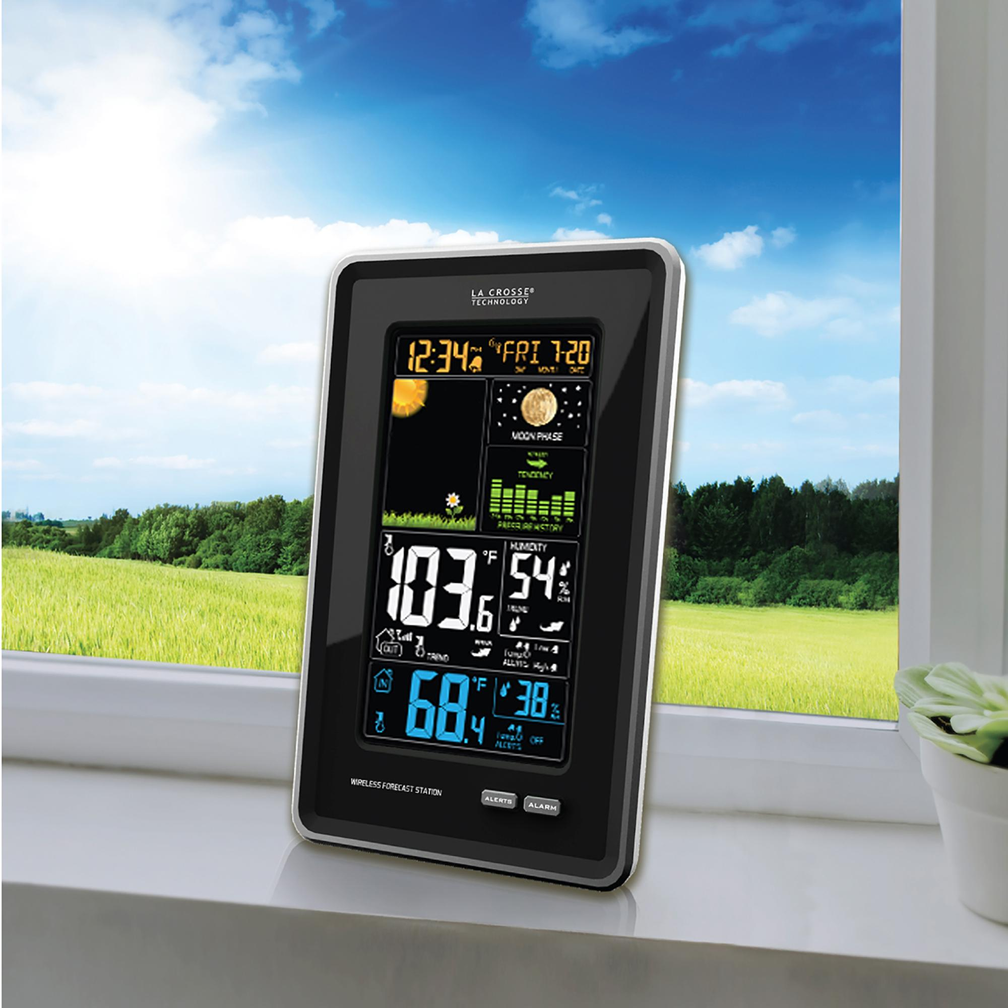 la crosse technology 308 1425b int vertical wireless color weather
