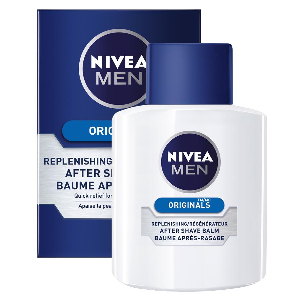 Nivea for men aftershave