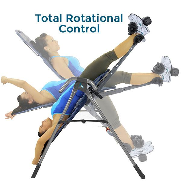 Teeter Ep 560 Ltd Inversion Table With Back Pain Relief