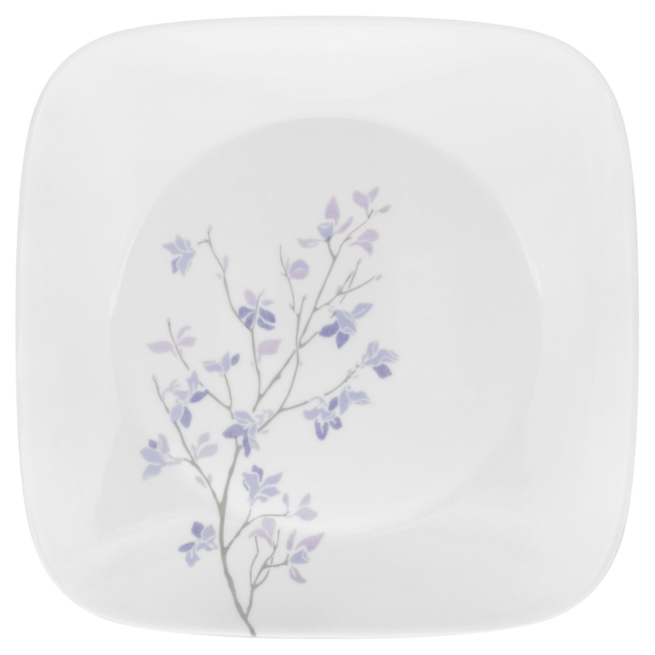 From the manufacturer  sc 1 st  Amazon.ca & Corelle Square 16-Piece Dinnerware Set Jacaranda Service for 4 ...