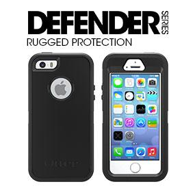 otterbox iphone 5s defender otterbox defender series for iphone 5 5s se retail 15819