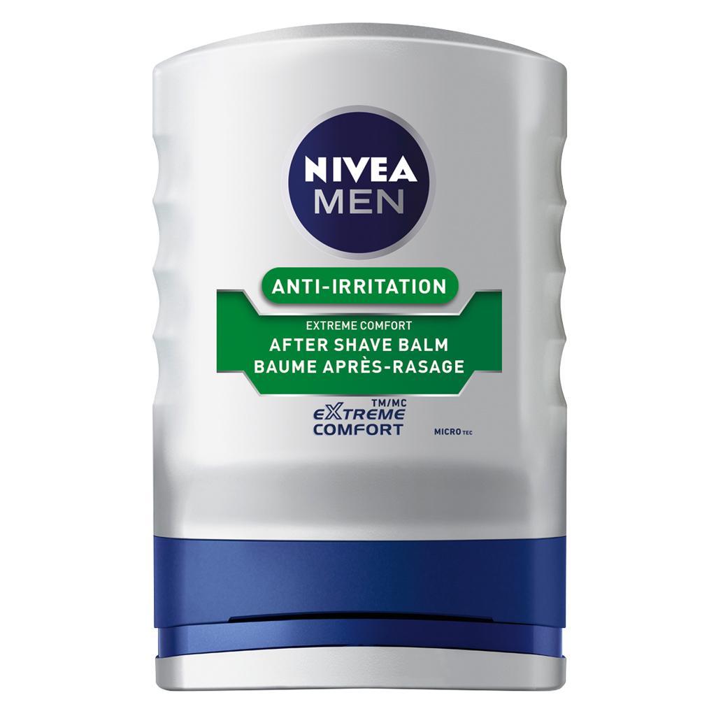 Artesanato Zenir Disarz ~ NIVEA Men Anti Irritation Extreme Comfort After Shave Balm, 100mL (Pack of 3) Amazon ca Beauty